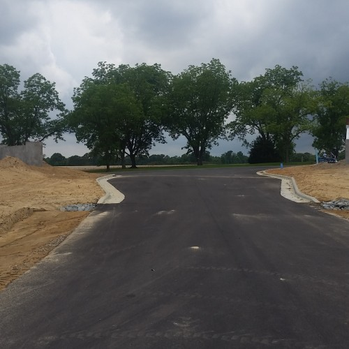 New Subdivision - Old Fairground Rd. Willow Springs Job Photos